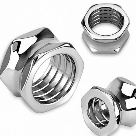 Piercing plug boulon hexagonal