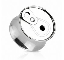 Piercing plug canette de soda