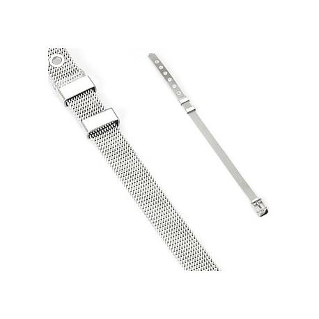 Bracelet Ceinture en acier inoxydable