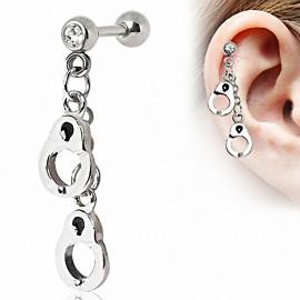 Piercing Helix Cartilage Menottes