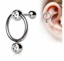 Piercing Helix Cartilage Anneau Captif