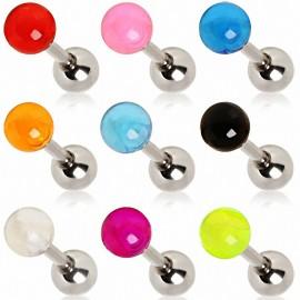 Piercing Cartilage Boule Acrylique