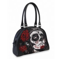 LIQUOR BRAND Sac à main gothique Dead Girl