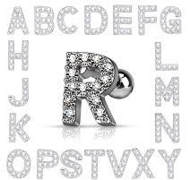 Piercing cartilage initiale