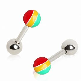 Piercing cartilage rasta
