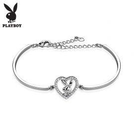 Bracelet Playboy lapin coeur