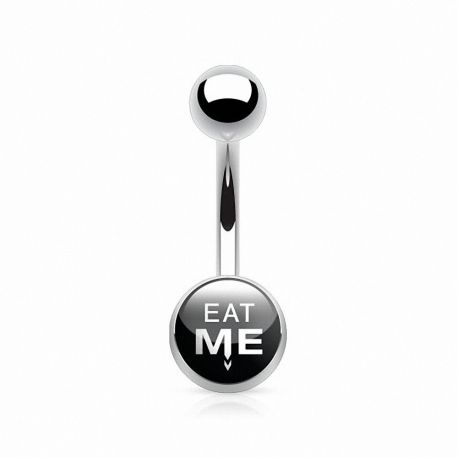 Piercing nombril sexy eat me
