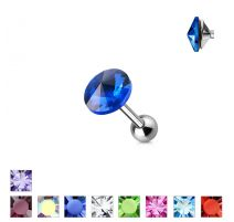 Piercing Cartilage Tragus Crystal