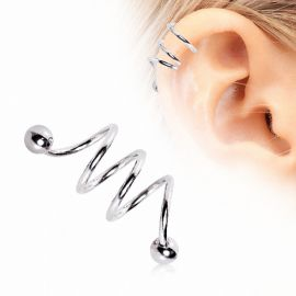 Piercing triple spirale