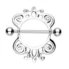 Piercing Téton Bouclier Royal