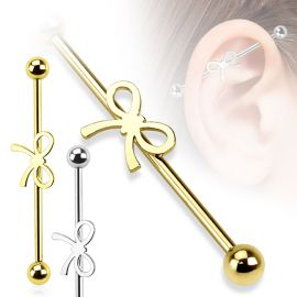Piercing industriel noeud
