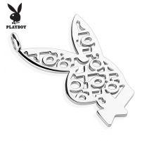 Pendentif Playboy Logo XOXO