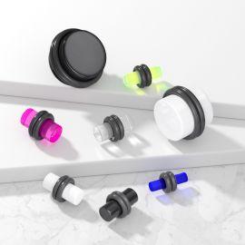 Piercing Plug Acrylique UV
