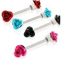 Piercing Téton Roses