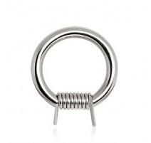Piercing anneau Fil Barbelé
