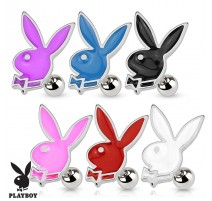 Piercing cartilage lapin Playboy