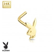 Piercing nez Playboy Or 14K