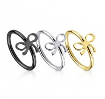 Piercing nez anneau ruban