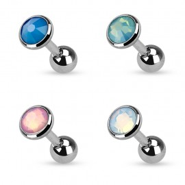Piercing cartilage opale