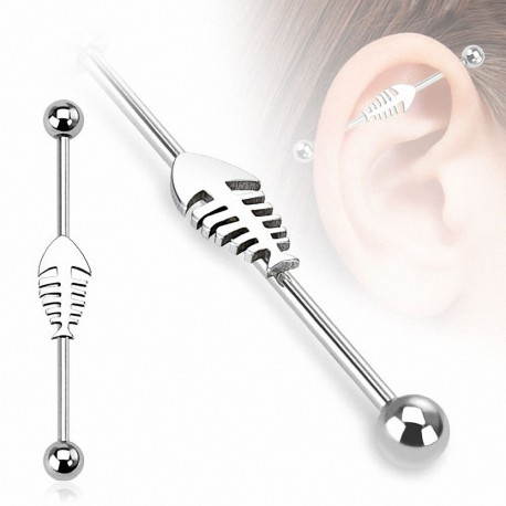 Piercing industriel poisson