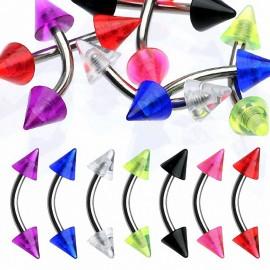Piercing arcade Pointes Acrylique