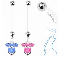 Piercing nombril de grossesse Body