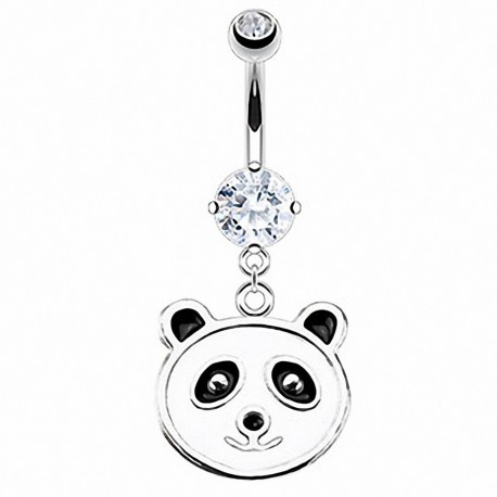 Piercing nombril Panda