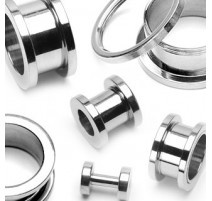 Piercing plug, tunnel, écarteur